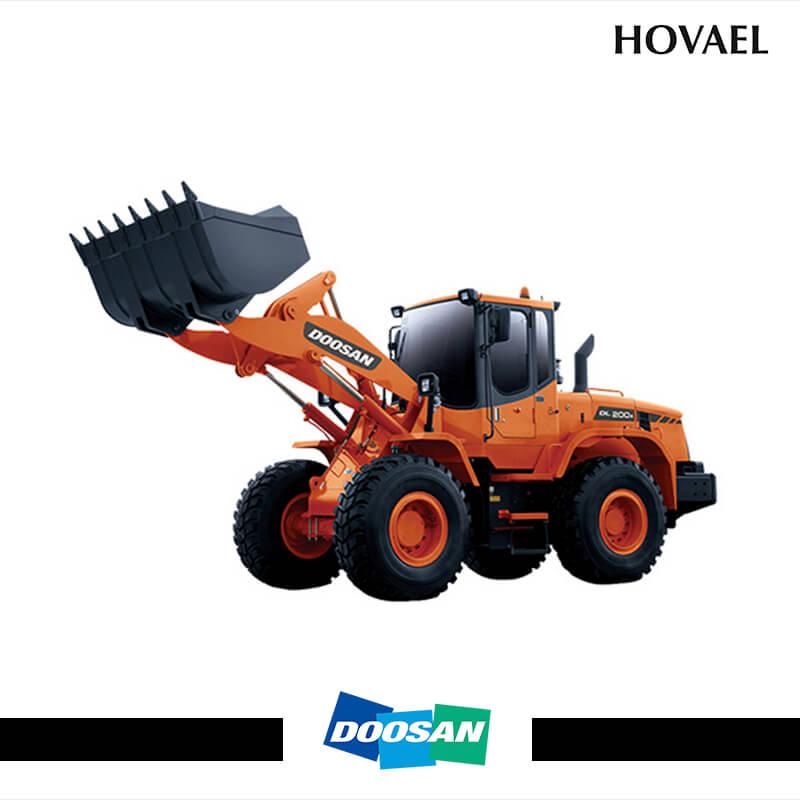 Doosan SD200N Wheel Loader – Hovael Group