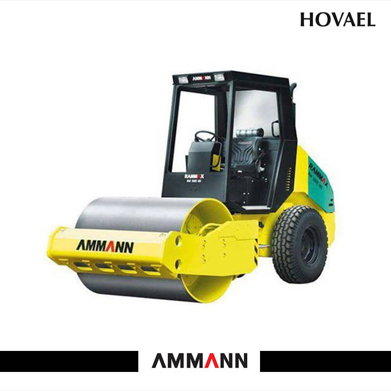 Ammann ASC 50 Single Drum Roller – Hovael Group